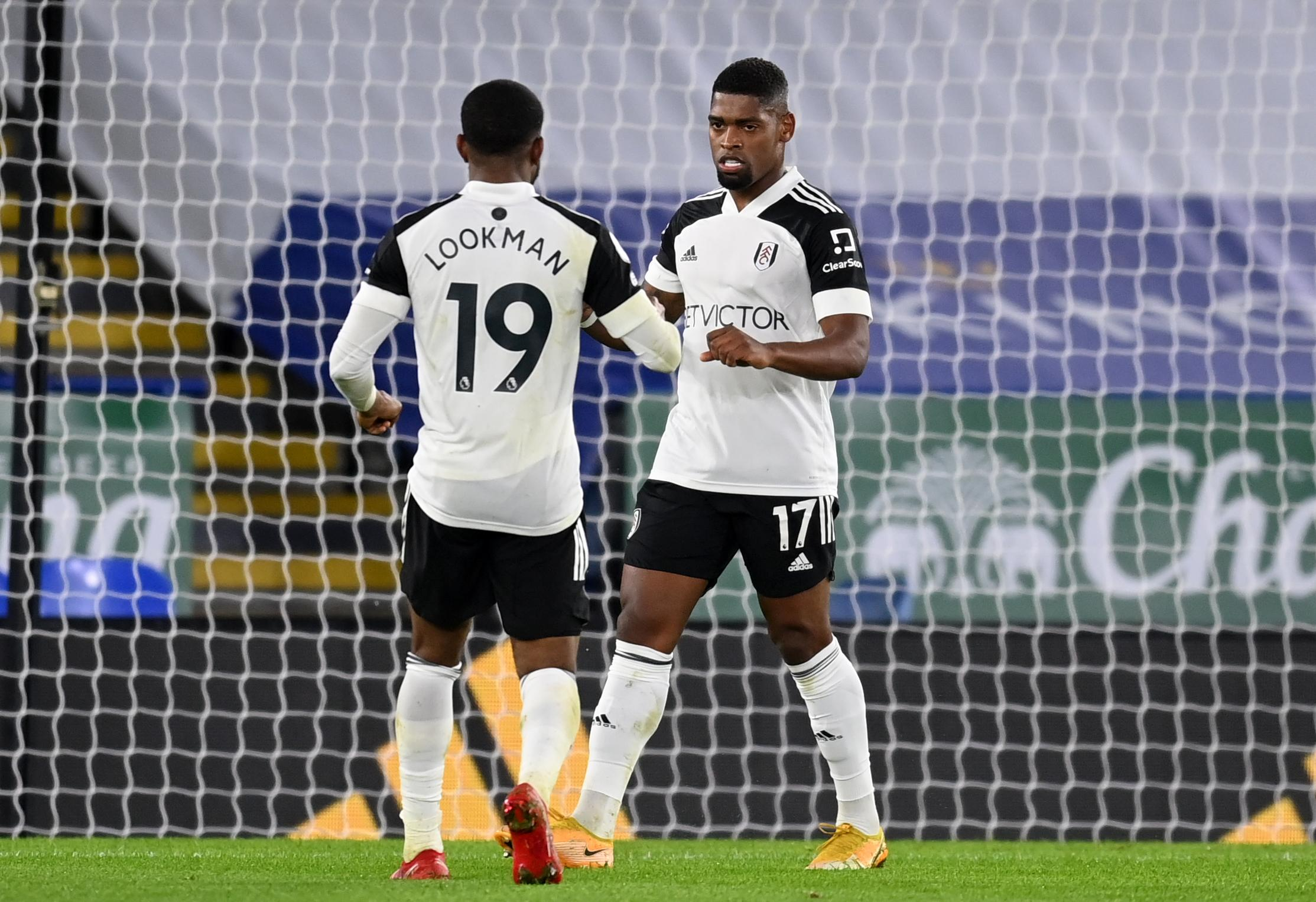 Premier League: Lookman On Target, Aina, Iheanacho In Action As Fulham Claim Away Win At Leicester