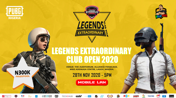LXG Esports And Embassy Of France In Nigeria Announce Mobile Esports Event Partnership