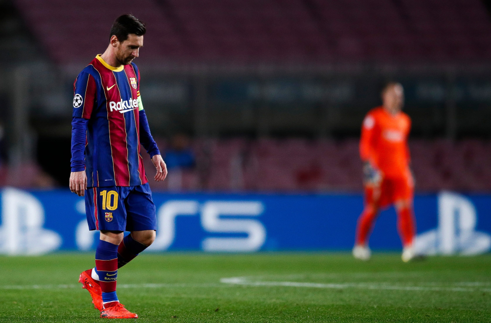 Messi: I'm Tired Of Always Being The Problem At Barcelona