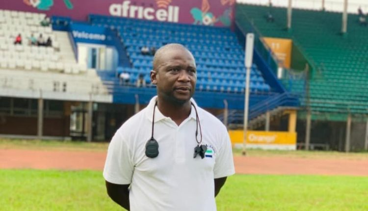 Sierra Leone Coach, Keister: We Are Now Under Pressure To Beat Super Eagles