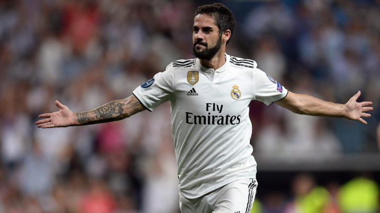 Arsenal Plan January Move For Real Madrid Star Isco