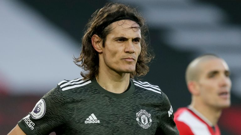 Cavani investigated by English FA over social media post