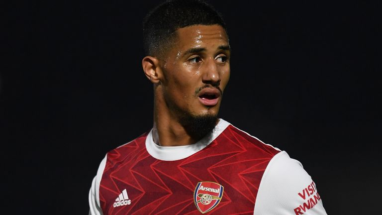 Saliba Willing To Give Up £90k-A-Month To Quit Arsenal In January