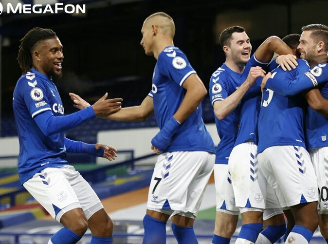 Premier League: Iwobi Shines As Everton Inflict More Misery On Arsenal