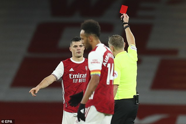 Evra Reveals Henry Refused To Watch Arsenal Game When Xhaka Was Captain