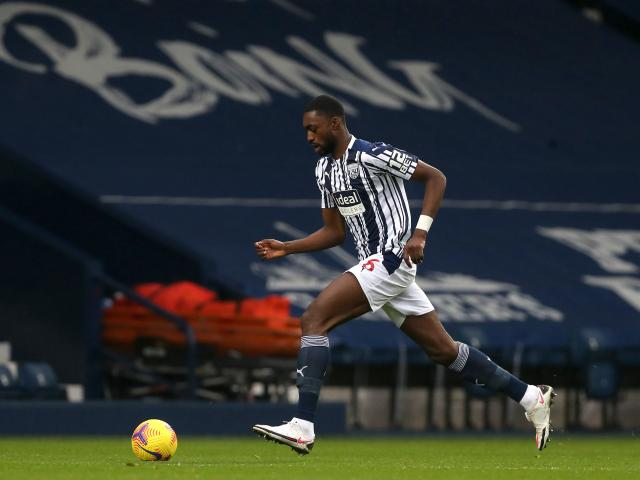 Ajayi Blames Red Card For  West Brom's Heavy Defeat Vs Crystal Palace