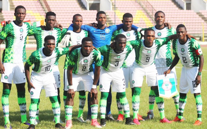Flying Eagles Crash Out Of 2021 U-20 AFCON