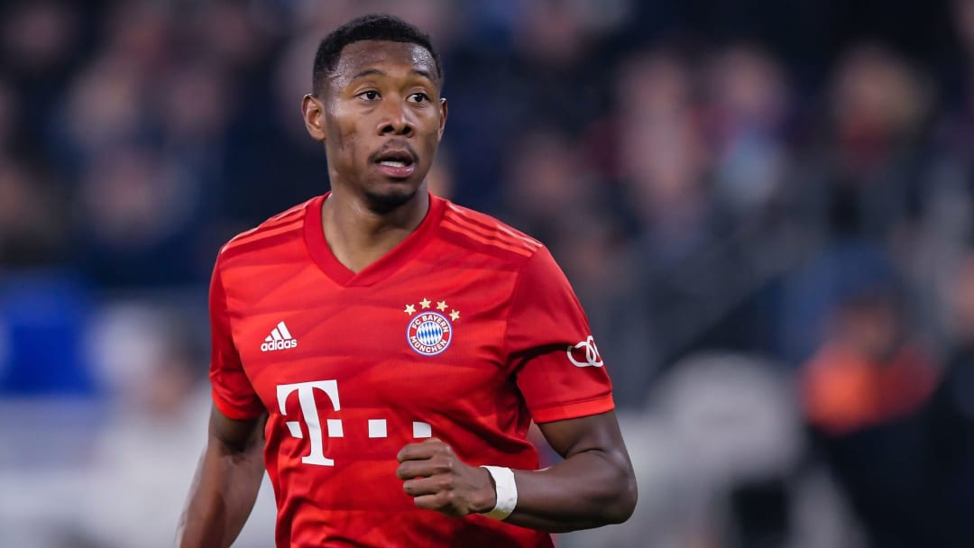 Chelsea Lead Race To Sign Bayern's Alaba