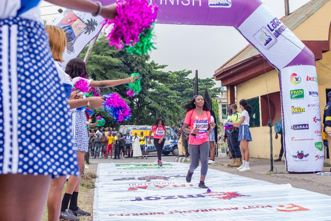 Emzor Partners Lagos Women Run 2020, Promotes Unlimited Wellness