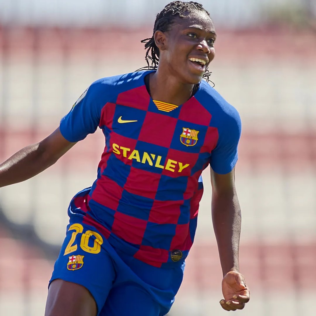 Oshoala Nominated For UEFA Fans' Team Of The Year