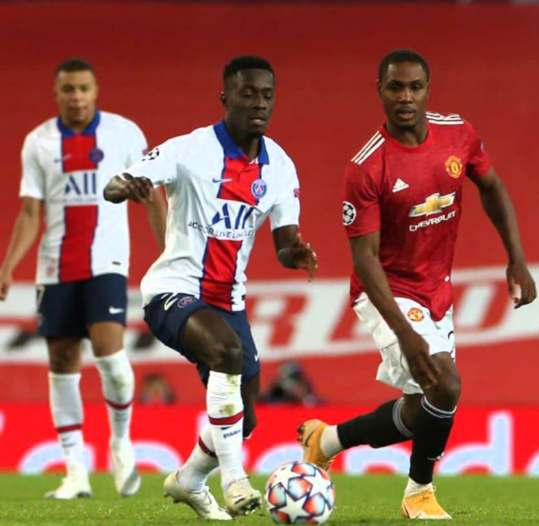Ighalo Talks Up Better Fortunes Ahead For Man United After Home Defeat To PSG