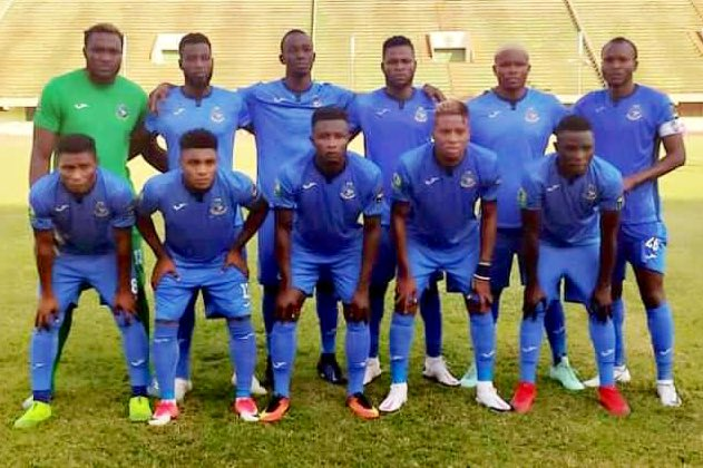 CAFCL/CC: Enyimba, Rivers United Zoom Into  Next Round