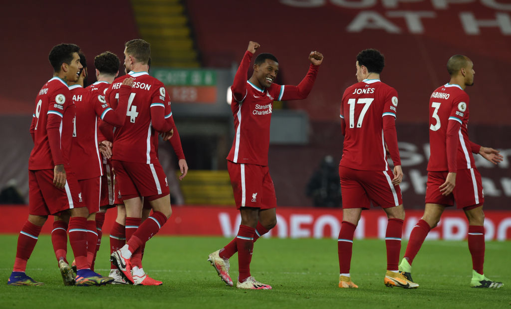 Premier League: Liverpool Get Back To Winning Ways With Wolves Mauling