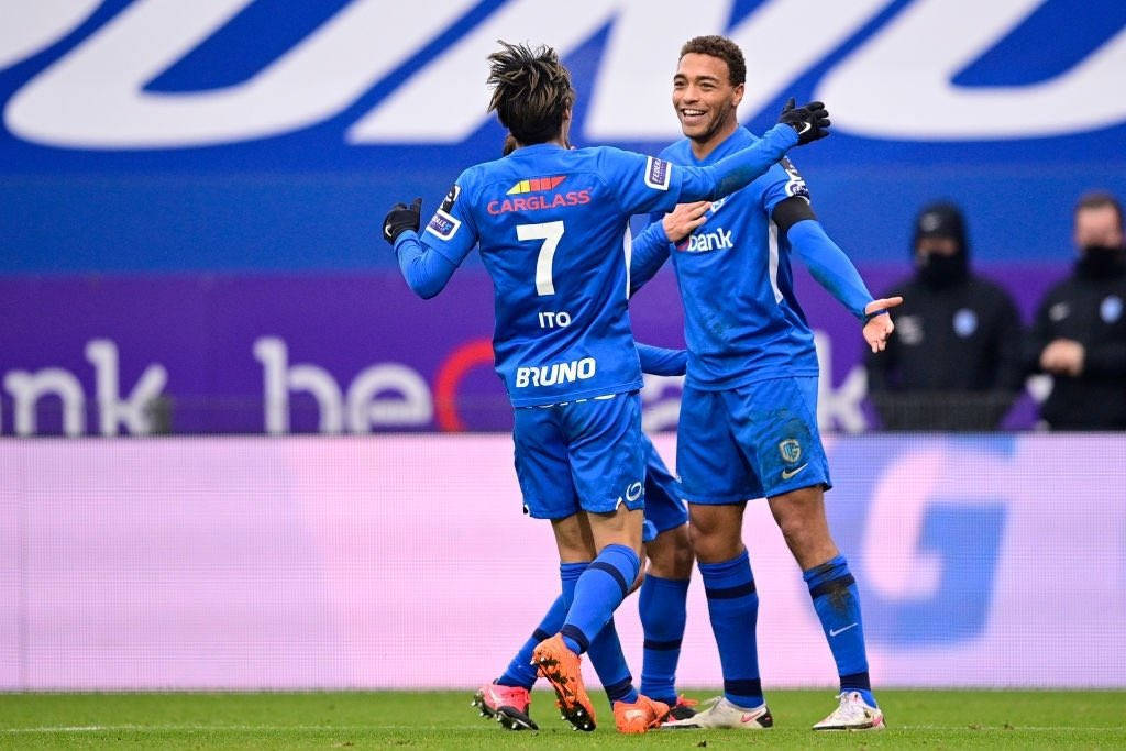 Dessers Excited Over Genk's Top Of Table Position In Belgium