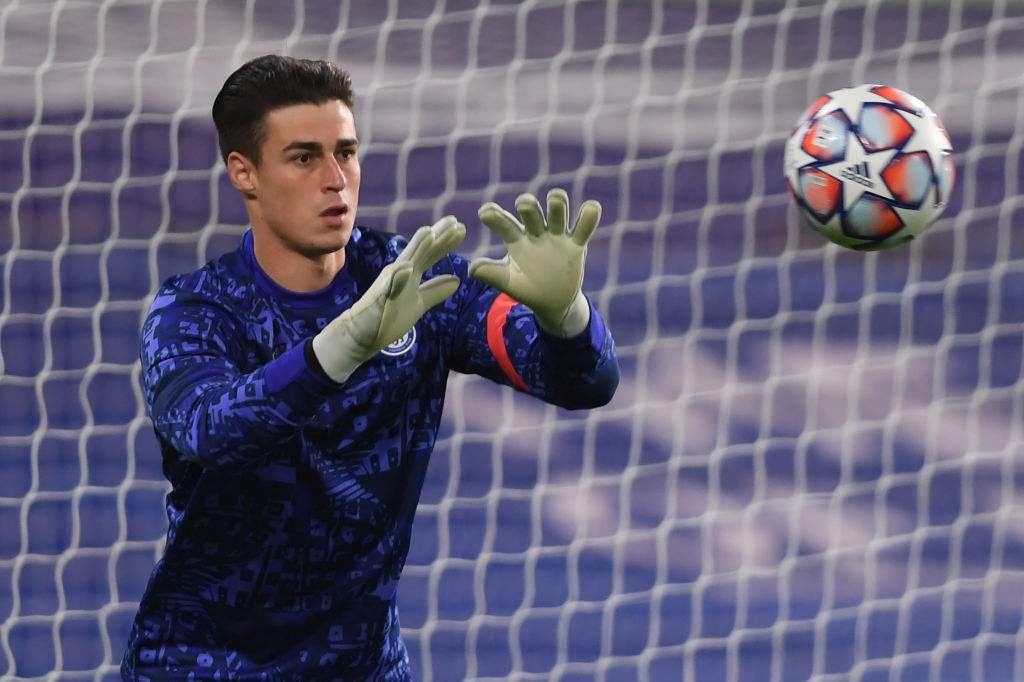 Champions League: Arrizabalaga To Make First Chelsea Appearance Since October