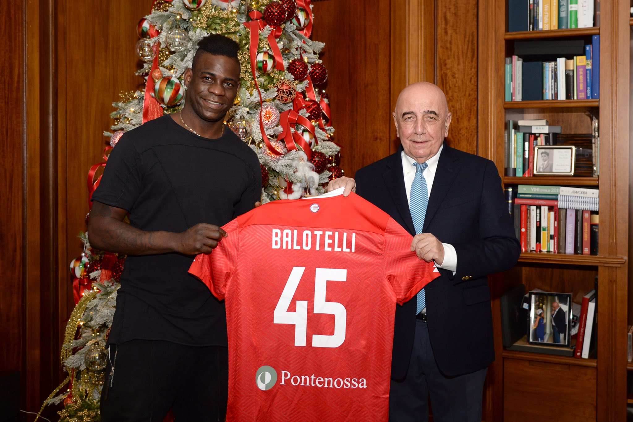 Mario Balotelli to stay at Italy and join Serie B side Monza