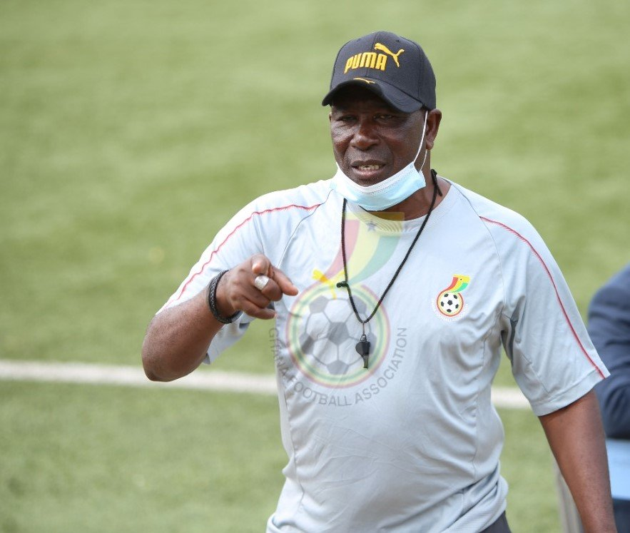 Ghana Coach Zito: We Are Going For Victory Against Flying Eagles
