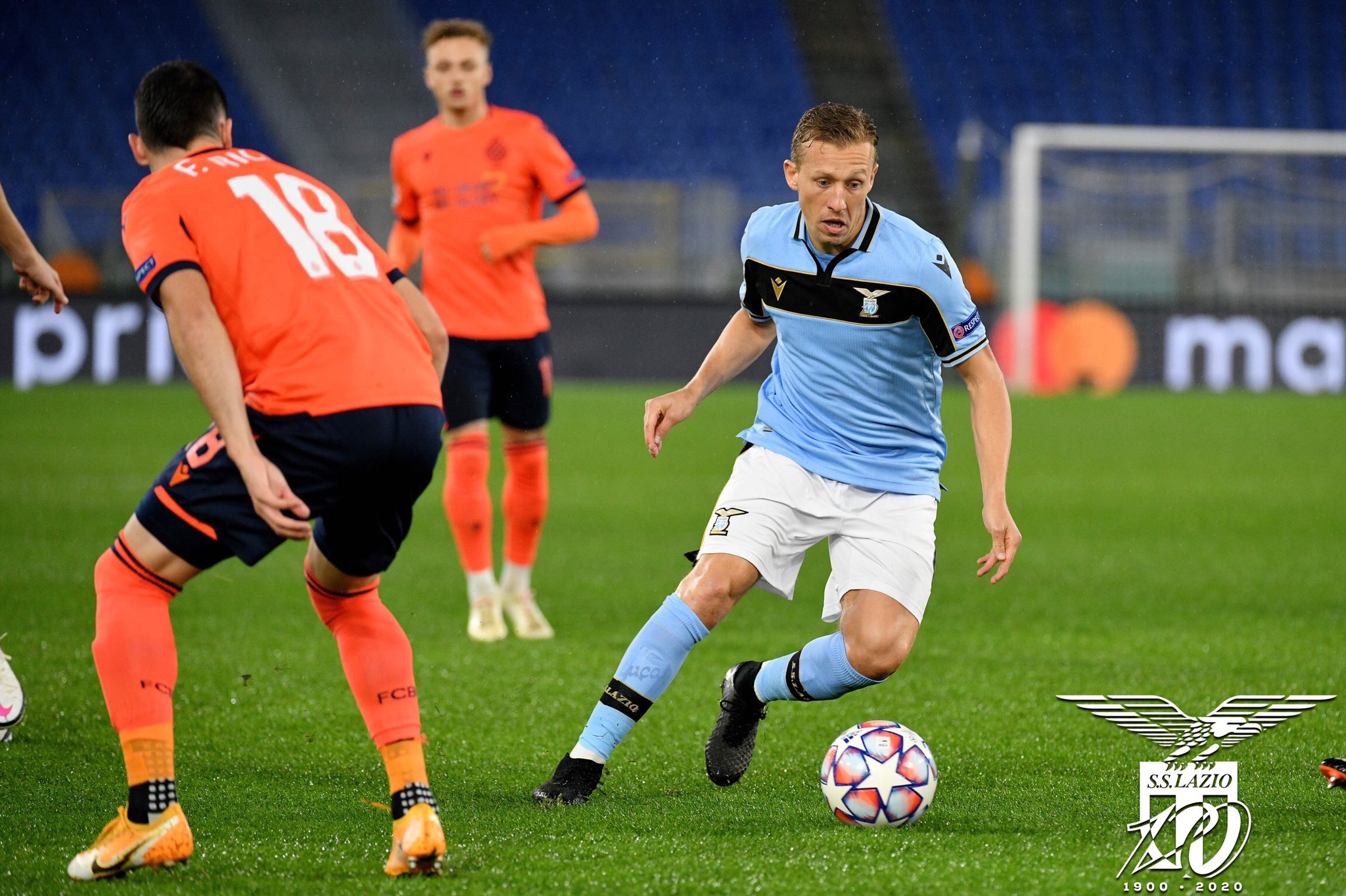 UCL: Dennis Benched, Okereke In Action As Club Brugge Hold Lazio Away, Drop To Europa League