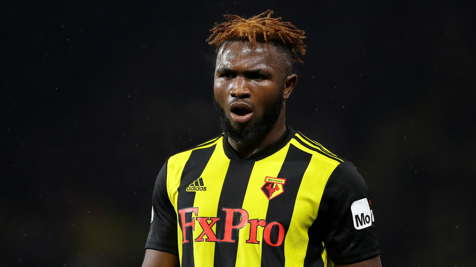 Success Happy To Return To Watford Training After Lengthy Layoff