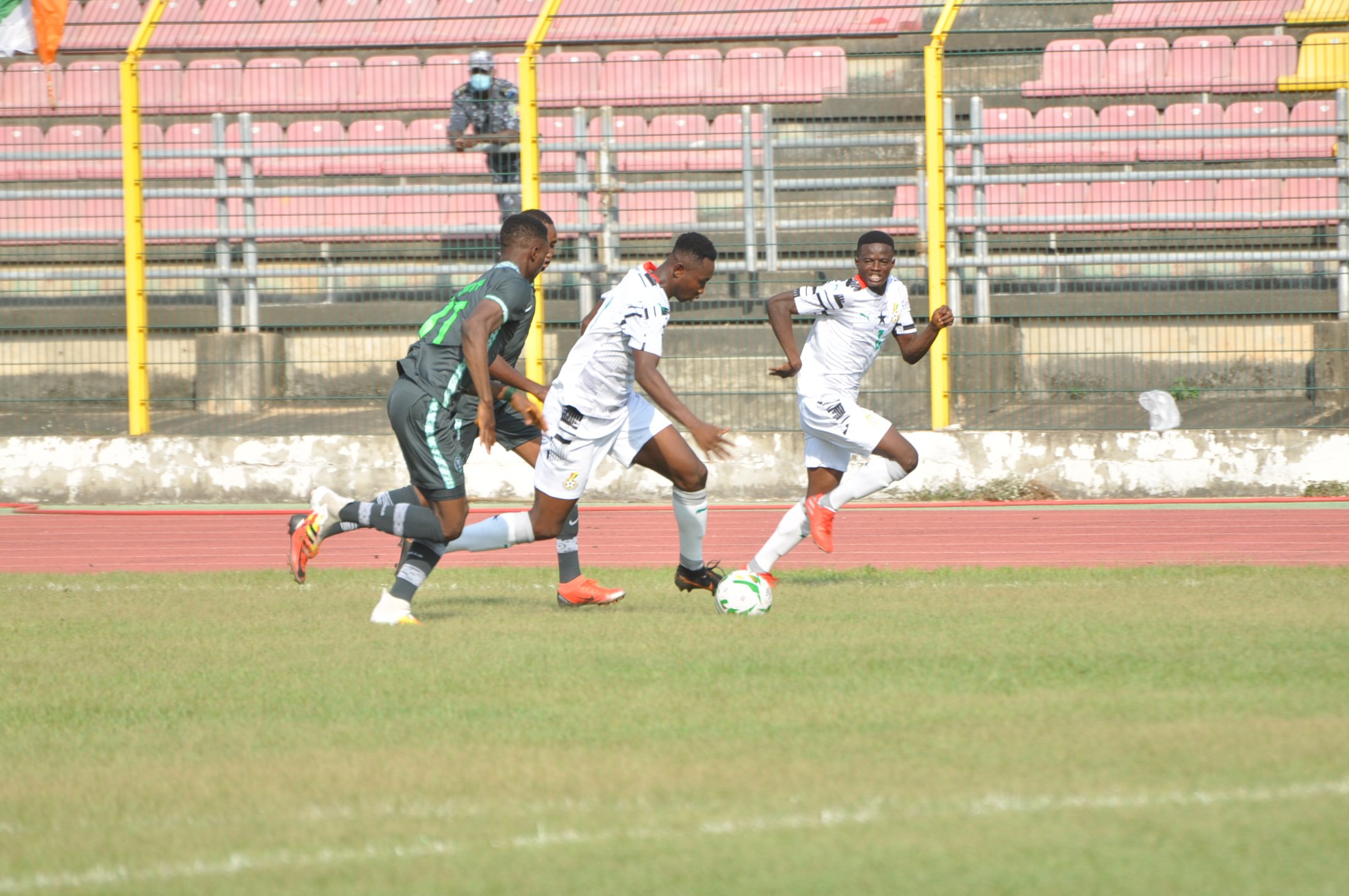 Bosso: Poor Finishing To Blame For Flying Eagles Defeat To Ghana