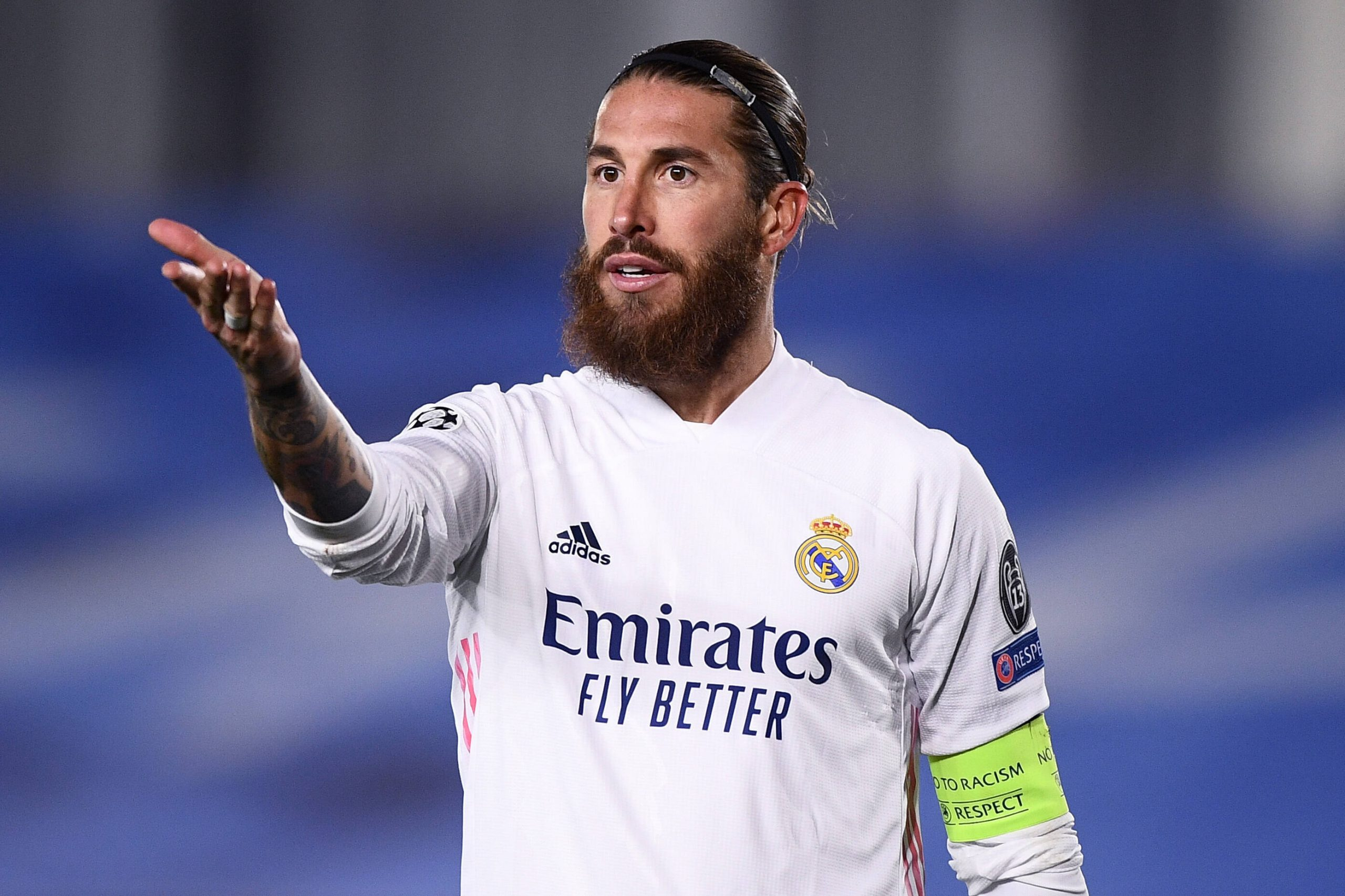 PSG Offer Ramos Bumper Three-Year Deal