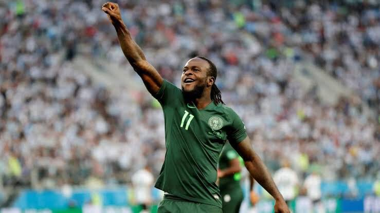 NFF, Spartak Moscow Celebrate Moses At 30