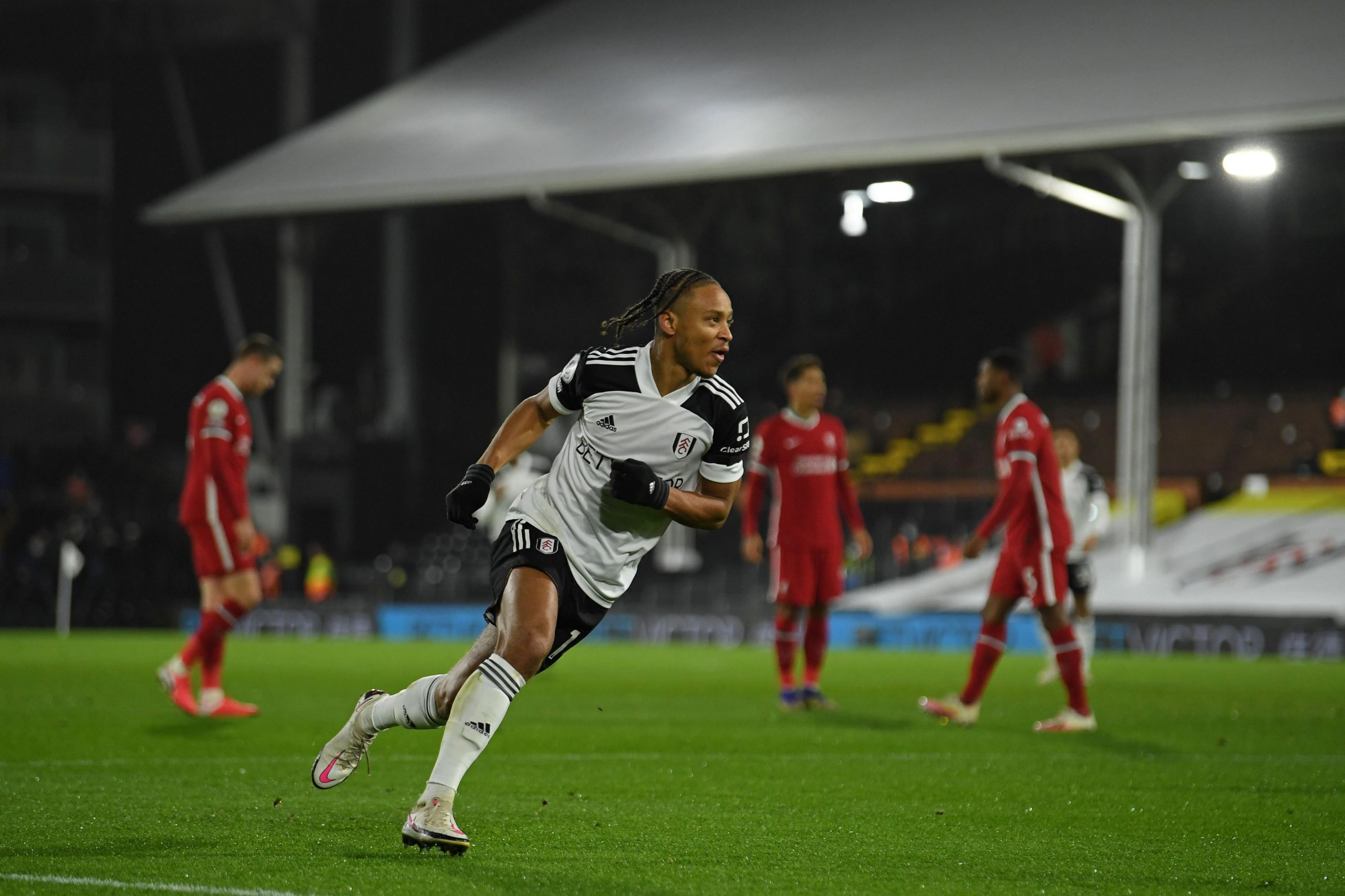 EPL: Lookman Grabs Assist; Aina, Adarabioyo In Action As Liverpool Hold Fulham