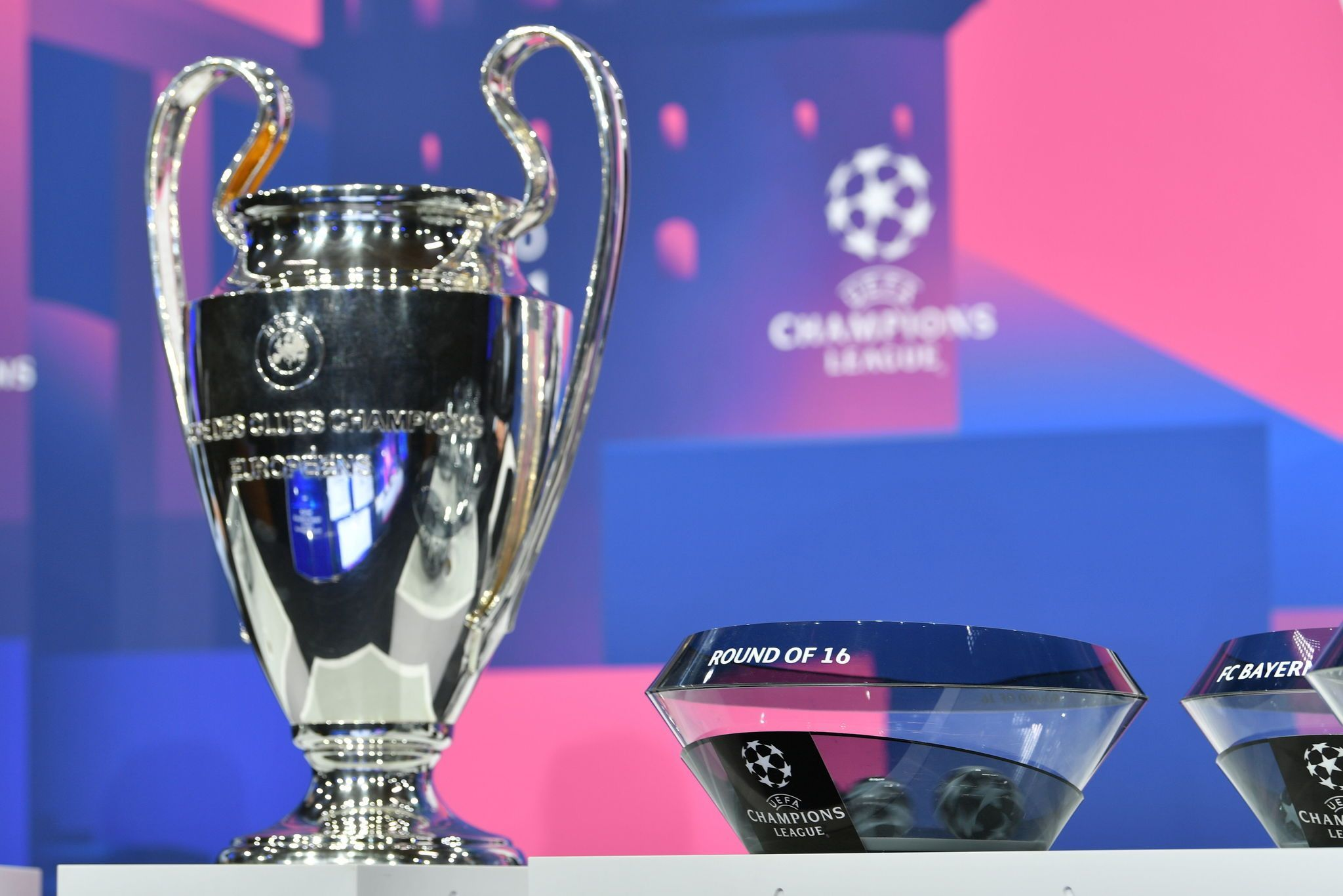 Update: UCL Round Of 16 – Barca Draw PSG, Atletico To Face Chelsea