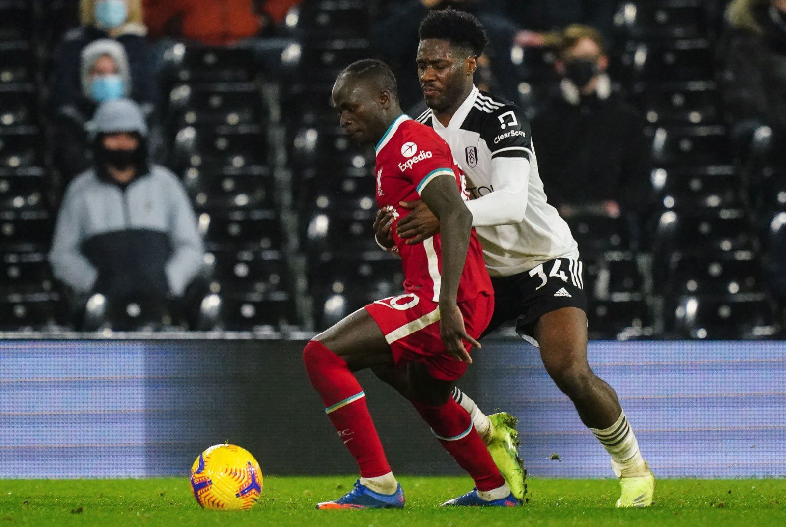 Aina: Fulham Unlucky Not To Beat Liverpool