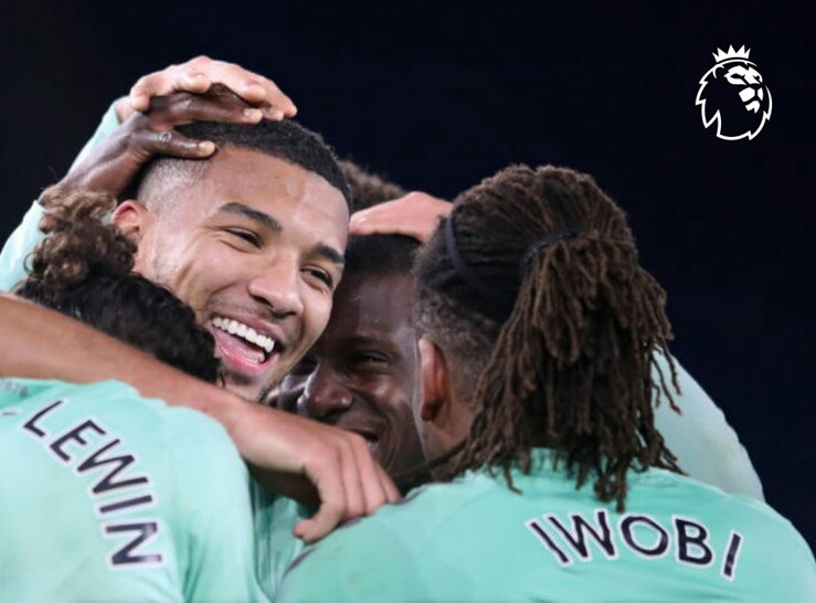 Premier League: Iwobi Shines, Ndidi, Iheanacho In Action As Everton Beat Leicester Away; 10-Man Arsenal Hold Southampton