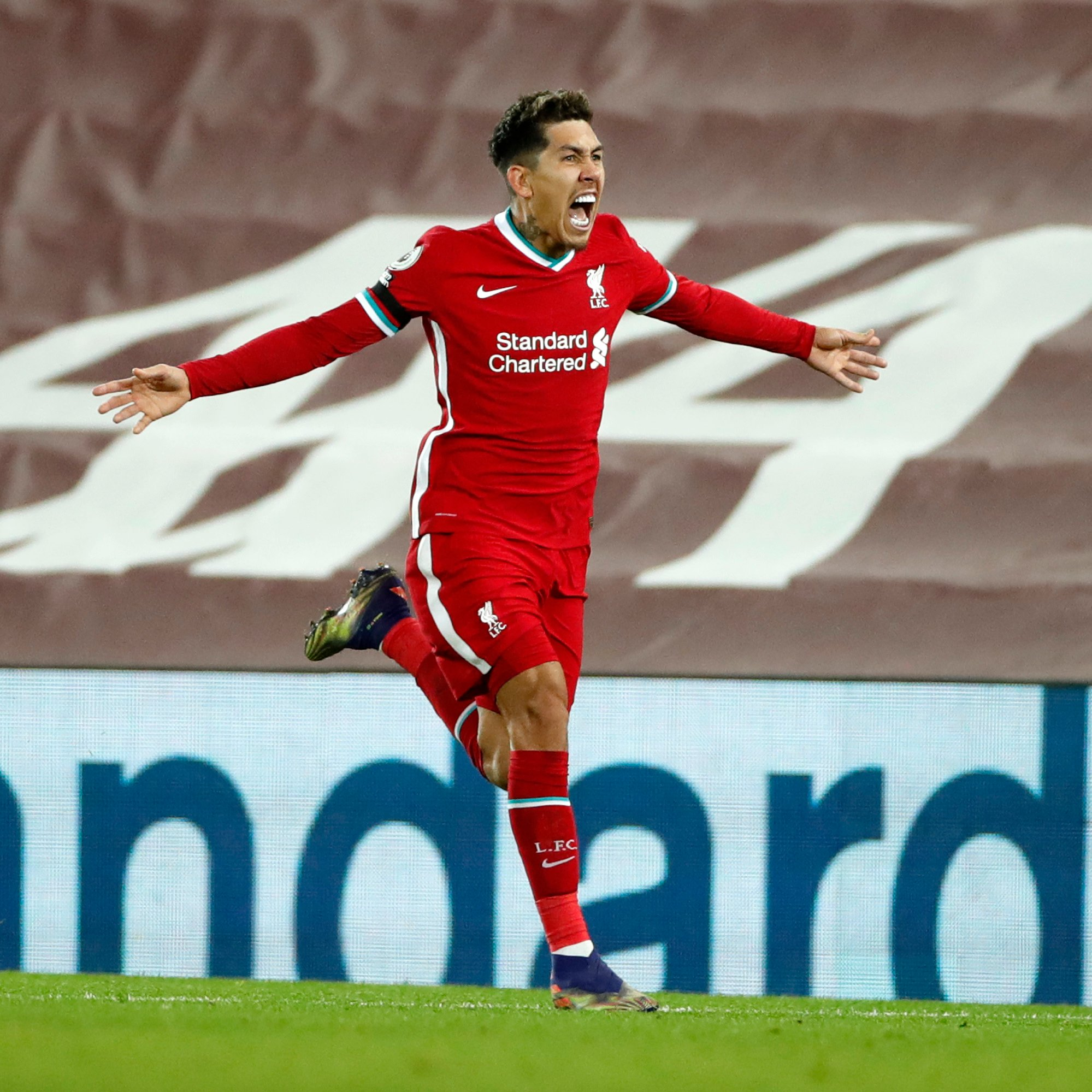 Premier League: Firmino's Late Winner vs Spurs Send Liverpool Top In The Table