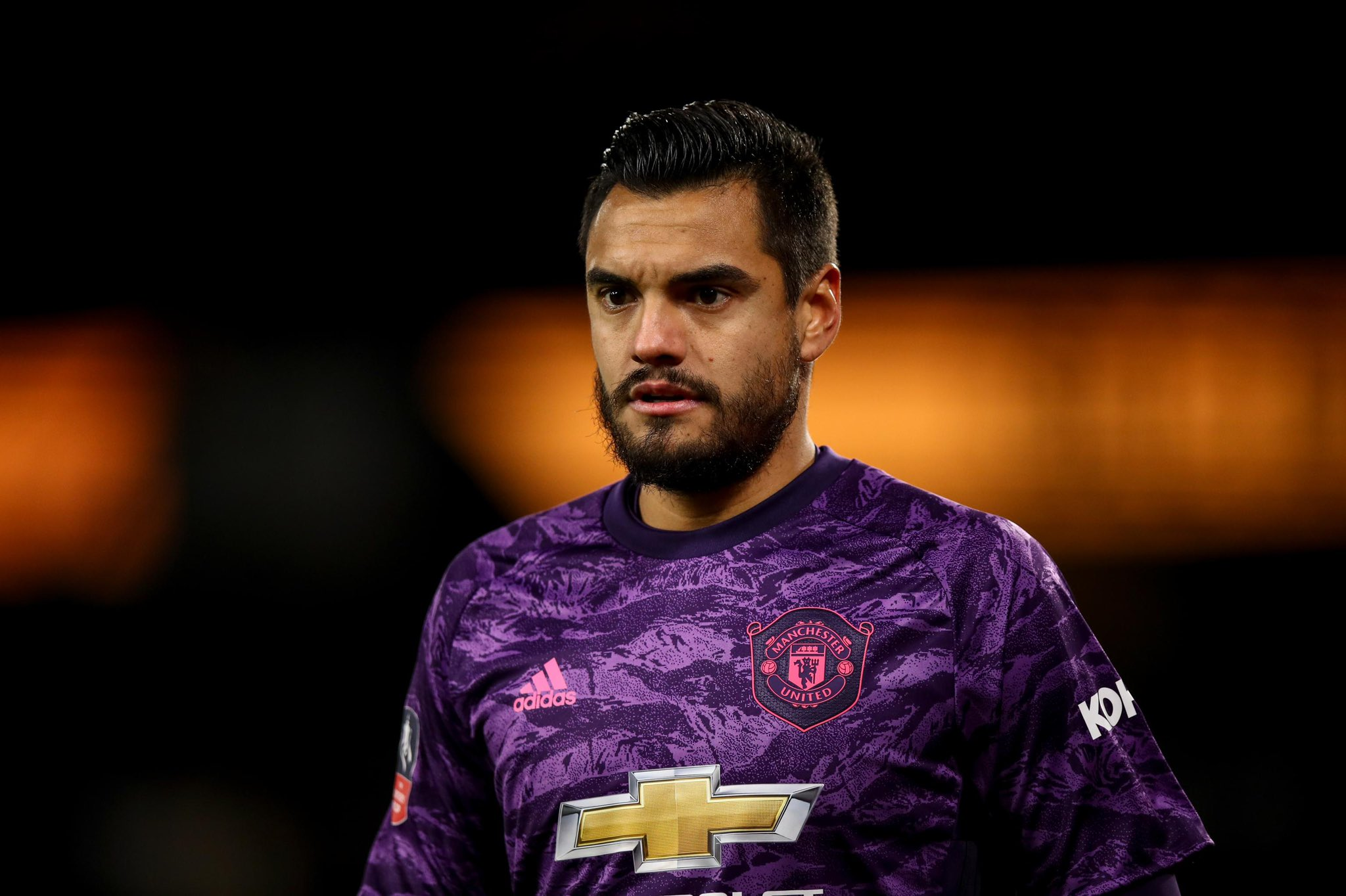 Manchester United To Offload Romero, Rojo In January