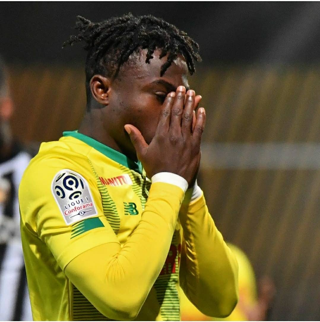 Ligue 1: Simon In Action As Nantes Draw At Home, Stretch Winless Run