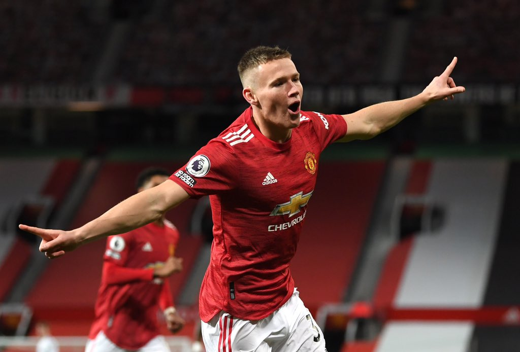 McTominay Makes Premier League History In Man United's Humiliation Of Leeds