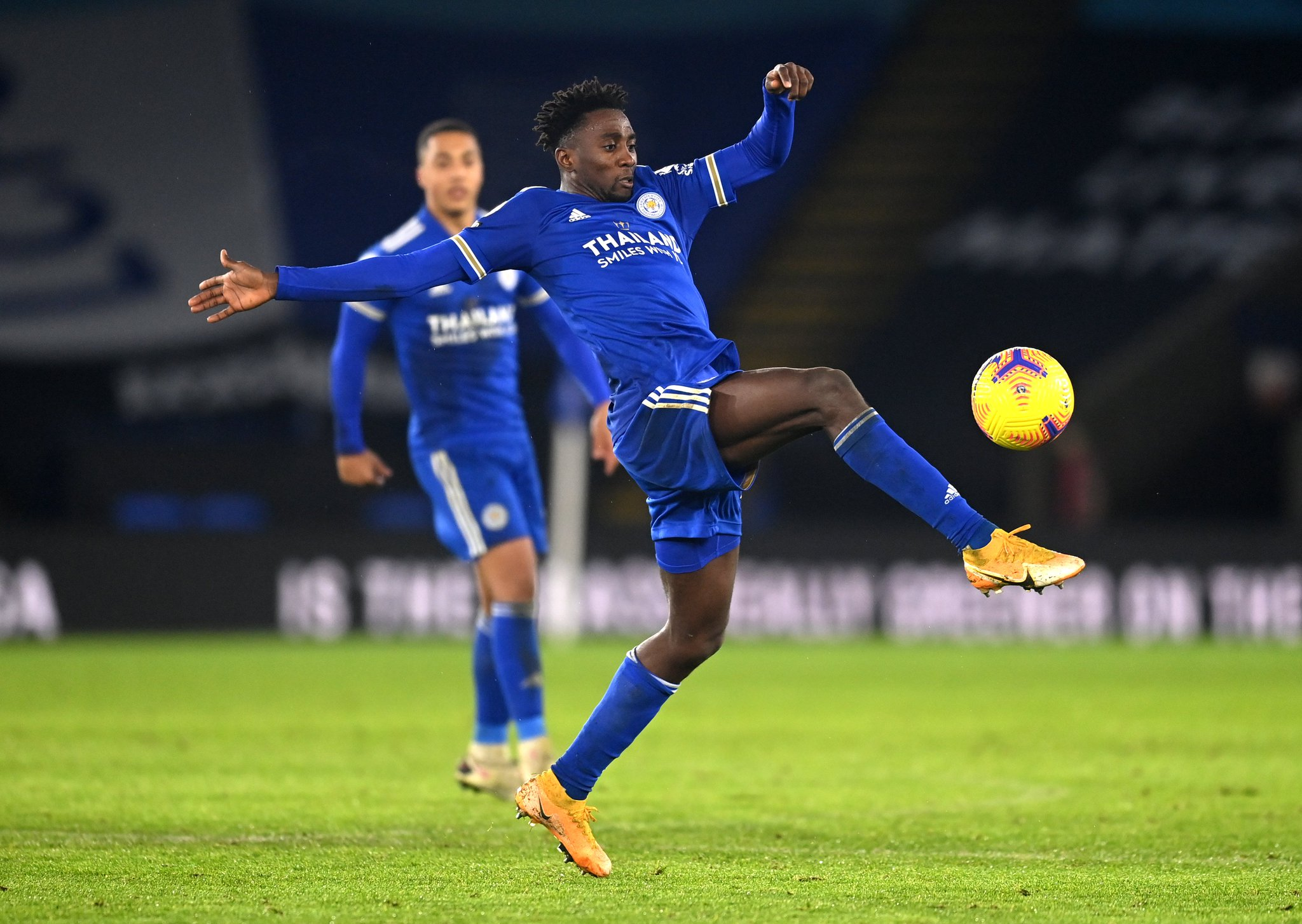 Ndidi Voted Man Of The Match In Leicester's Win At Spurs