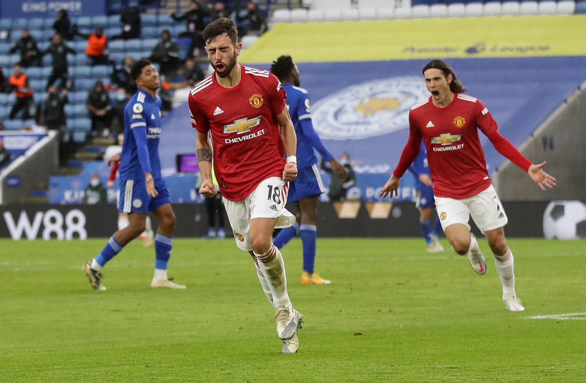 Premier League: Ndidi Stars, Iheanacho Benched As Leicester Hold Man United – Complete Sports