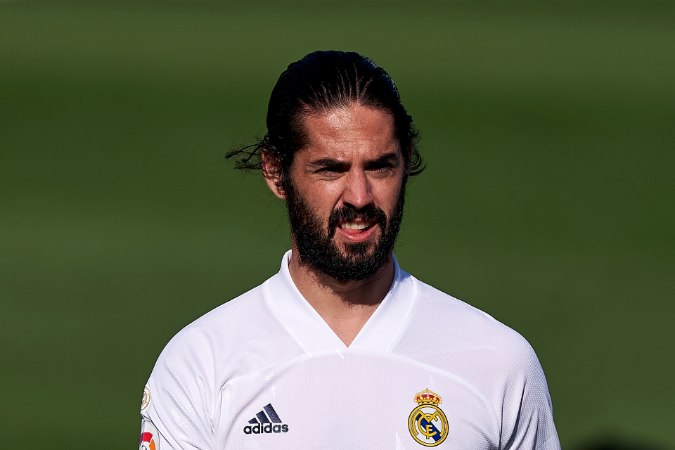 Arsenal Targeting Double January Swoop For Isco, Aouar
