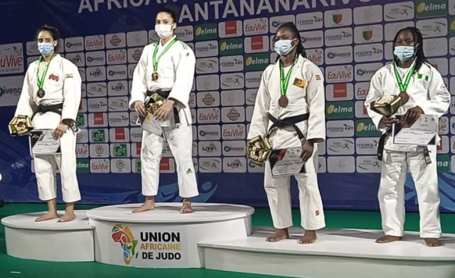 Nigeria Wins Bronze At The African Judo Championships In Madagascar