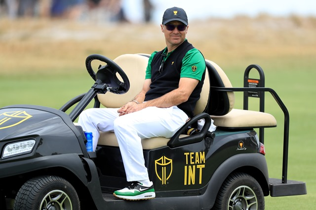 Presidents Cup Captain Trevor Immelman: Charging Ahead After An Unusual Year