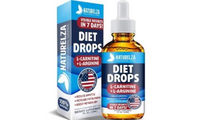 Weight Loss Drops - Made in USA - Best Diet Drops for Fat Loss