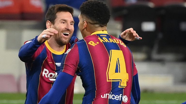 Messi Breaks Pele's Record In Barca's Win At Valladolid