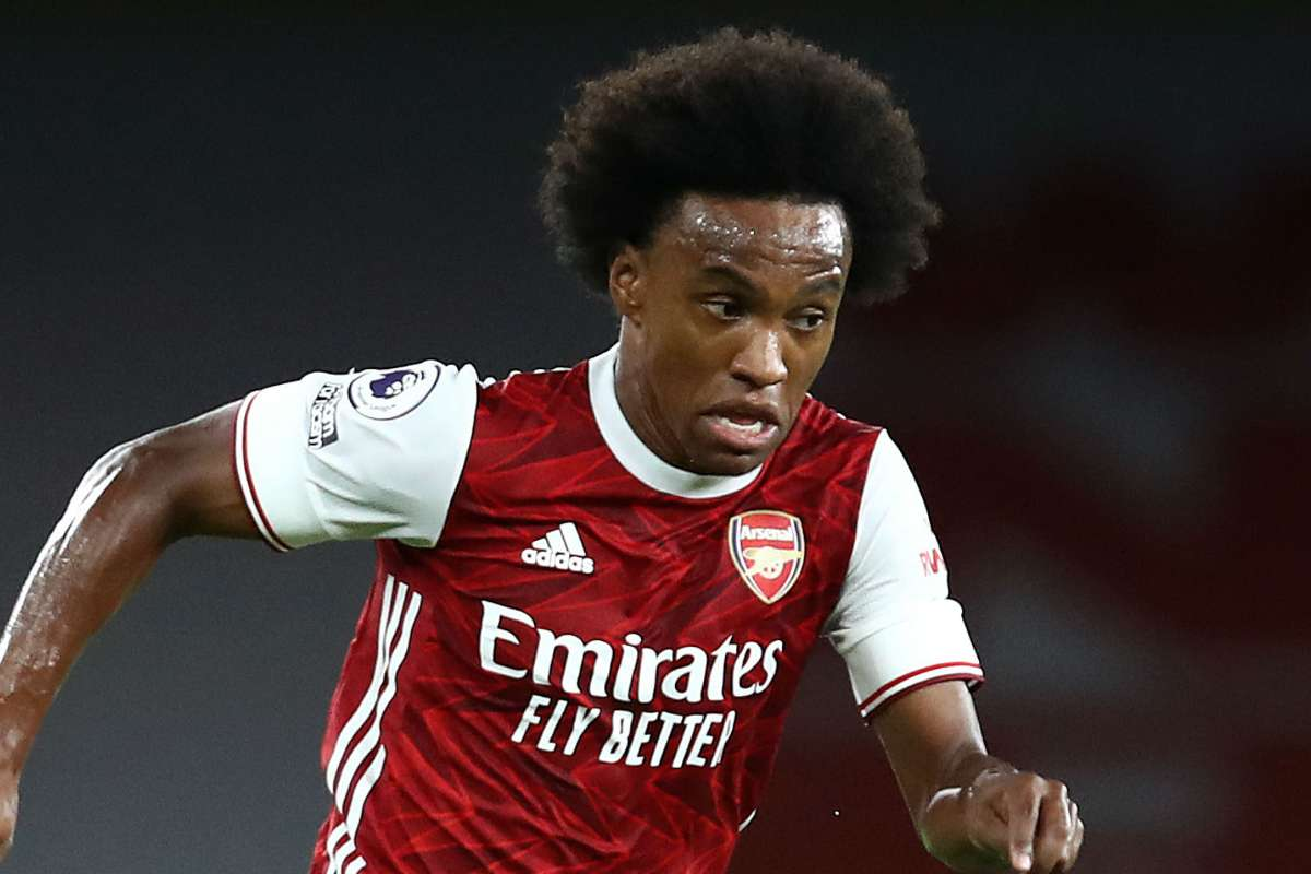 Arsenal's Willian Latest EPL Star To Suffer Racial Abuse