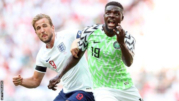 Super Eagles Midfielder Ogu Loses Mum