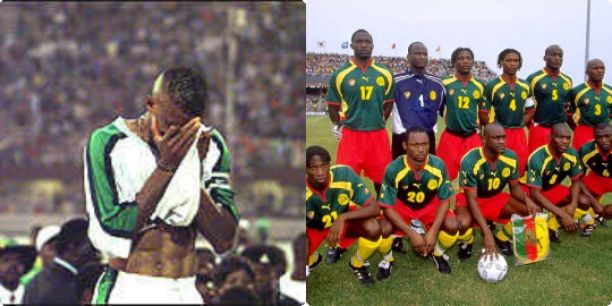 Egbo: Why Super Eagles Lost AFCON 2000 Final To Cameroon