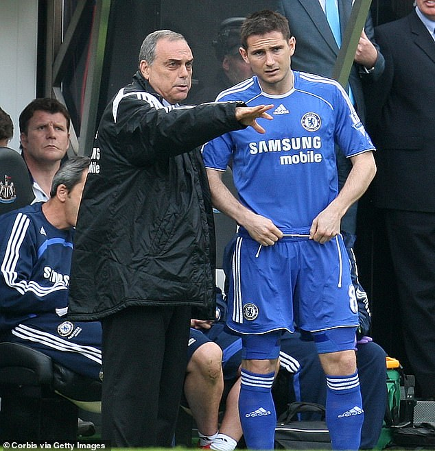 Ex-Chelsea Manager Grant Set To Join Lampard's Coaching Staff