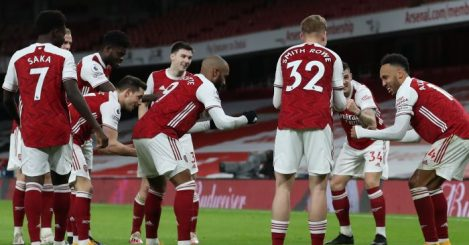 Arsenal Set Unwanted Record In Europa League Tie Against Benfica