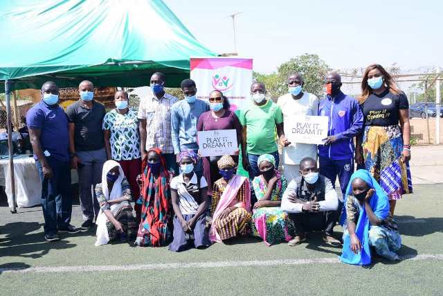 Play It Dream It: FAME Foundation Signs MoU With FCT Football Association