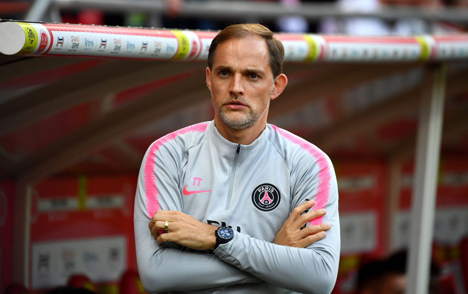 Chelsea Hierachy Contact Tuchel Over Coaching Job