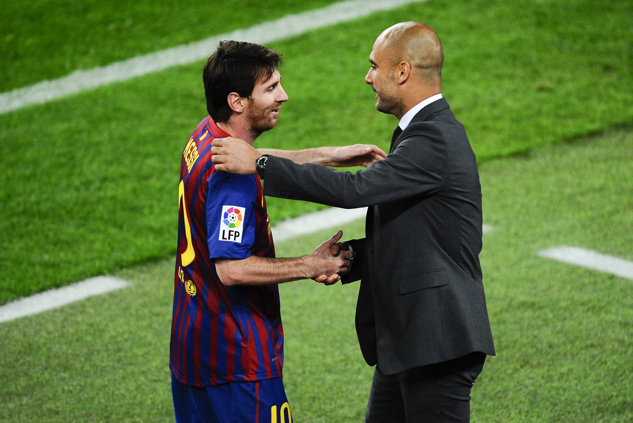 Guardiola Establishes Contact With Messi Over Summer Move