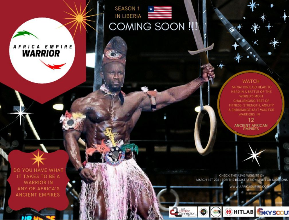 Africa Sports Ventures Group Launches Flagship Sports Entertainment Show; 'Africa Empire Warrior'
